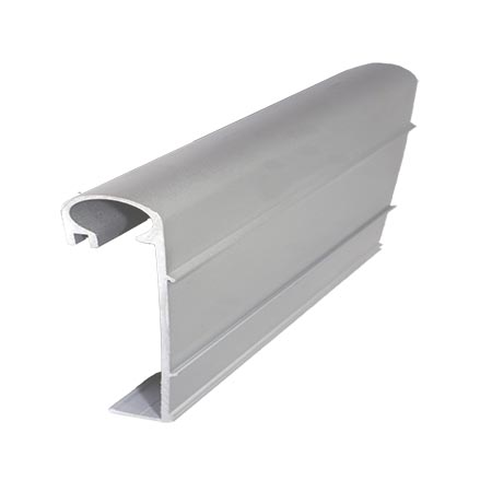Aluminium Flap Section