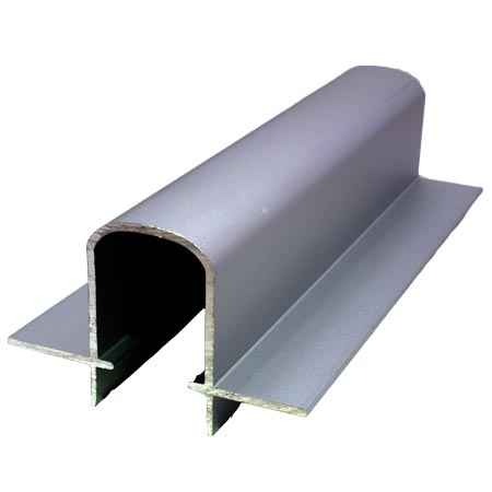 Aluminium Upright Section